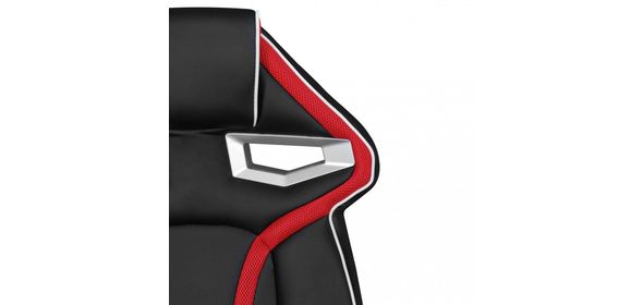 Sky Style Gamestar Bureaustoel Zwart/Rood