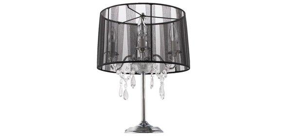 Bondy Living Gera Tafellamp Zwart