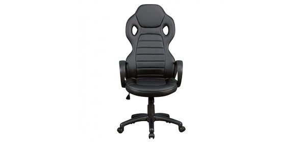 Sky Style Monza Bureaustoel Zwart