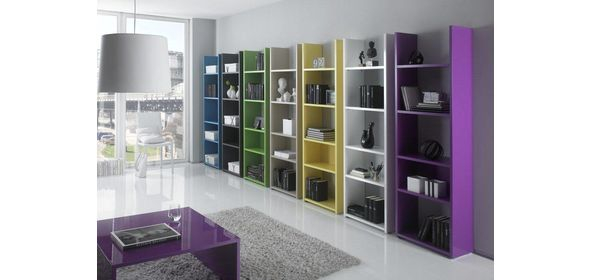 Benvenuto Design Benito Boekenkast HG Ecru