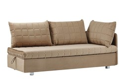 Daybed Slaapbank Cappuccino
