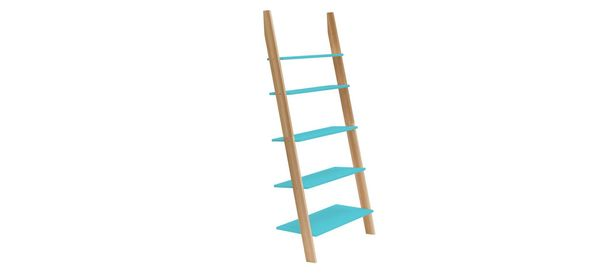 Ragaba Ashme Ladder Kast Large Turquoise