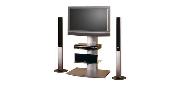 Hubertus Meble Alladyn TV meubel Zilver