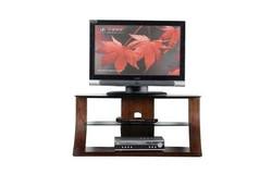 Dudley JF-201 1100 mm. TV meubel Walnoot