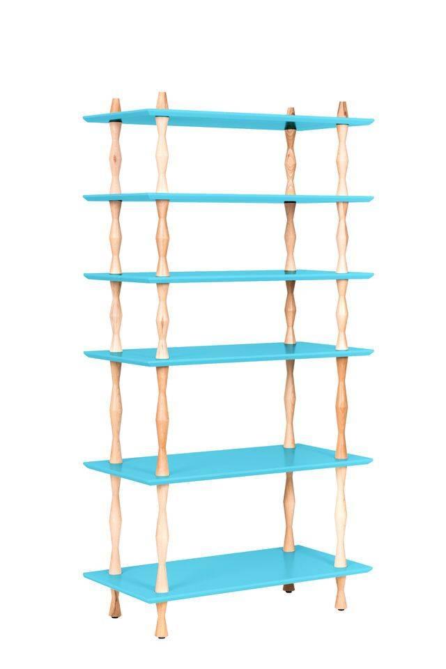 Ragaba Korro Boekenkast Small Turquoise