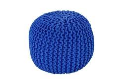 Cool Poef Donkerblauw