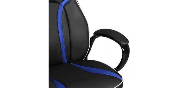 Sky Style Gamestar Bureaustoel Zwart/Blauw
