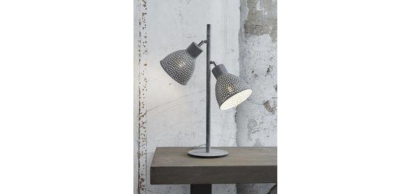 Davidi Design Darkas Tafellamp Grijs
