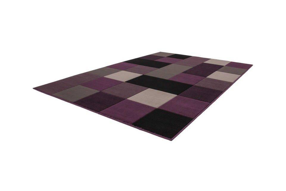 Kayoom Vlamer Vloerkleed 120x170 Violet