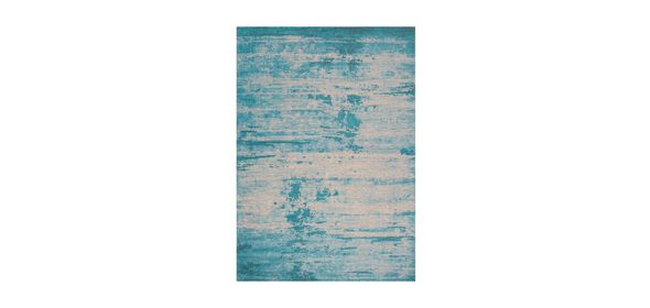 Lalee  Cancun Vloerkleed 120x170 Turquoise 401