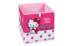 Hello Kitty Opbergdoos Fuchsia