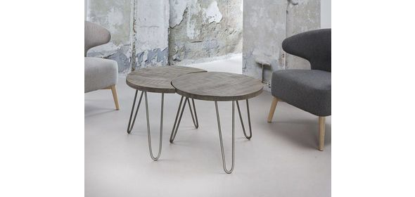 Davidi Design Vera Salontafel Set Leem