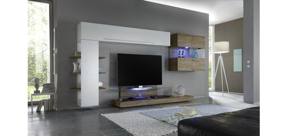 Benvenuto Design Line Boekenkast Small Eiken