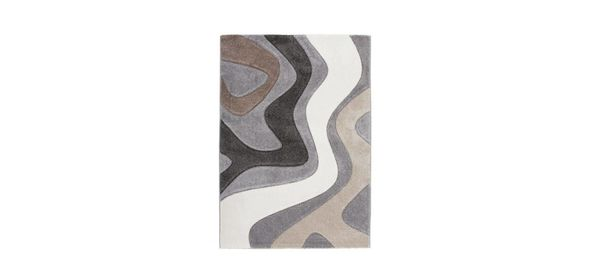 Obsession Acapulco Vloerkleed 160x230 Zilver 680