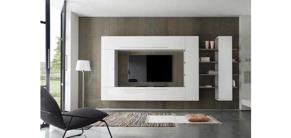 Benvenuto Design Line Boekenkast Large Grijs Eiken