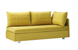 Daybed Slaapbank Mosterd
