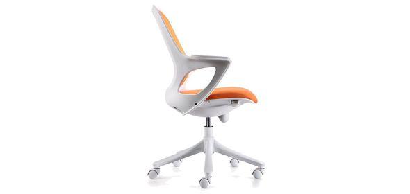Sky Style Maglo Bureaustoel Oranje