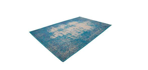 Lalee  Cancun Vloerkleed 120x170 Turquoise 404