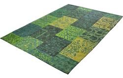 Dalyan Vloerkleed Groen 160x240