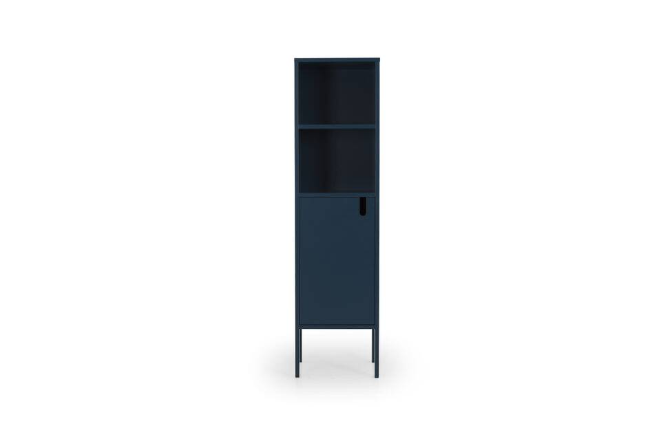 Davidi Design Yuno Wandkast Open Small Petrol