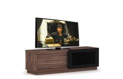 Harmony Slide TV meubel Walnoot Gemonteerd