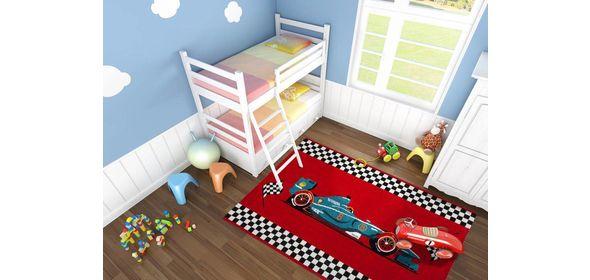 Kayoom Amigo Auto Kindervloerkleed Outlet