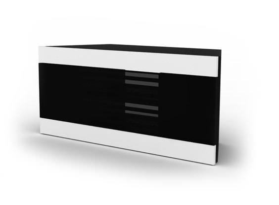 Elmob Linos TV meubel Gemonteerd