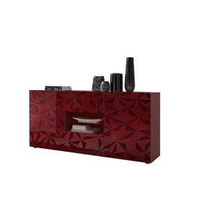 Benvenuto Design Prisma Dressoir Medium Deluxe Rood
