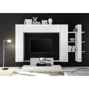 Benvenuto Design Nice TV wandmeubel Wit