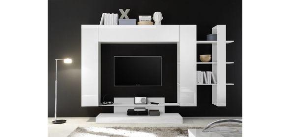 Benvenuto Design Nice TV wandmeubel Wit