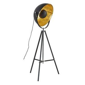 Davidi Design Aiden Vloerlamp Zwart