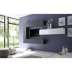 Benvenuto Design Cube TV wandmeubel Three