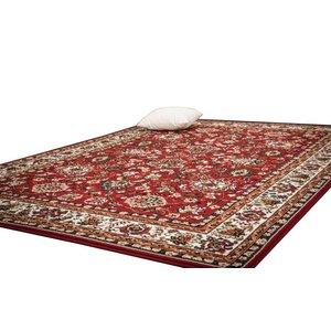 Lalee  Sahara Vloerkleed 160x230 Rood 117