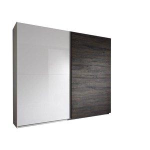 Benvenuto Design Italo Schuifdeurkast Wenge 240 cm.