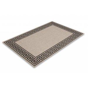 Lalee  Finca Sisal Vloerkleed 120x170 Zilver 502