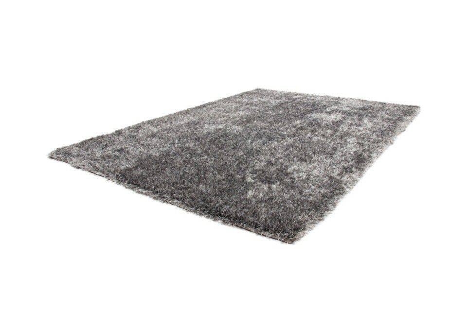 Kayoom Diamond Vloerkleed 120x170 Grijs/Wit