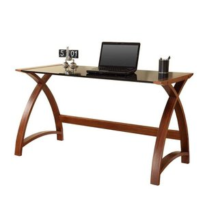Jual Furnishings PC-201 Laptoptafel Walnoot Big