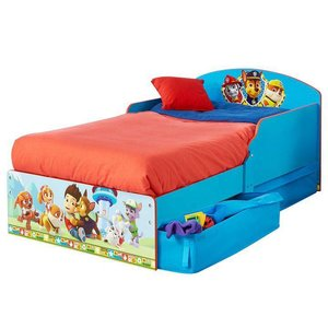 Worlds Paw Patrol Peuterbed Lades