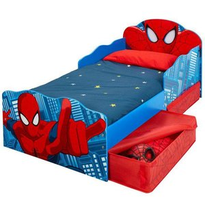 Worlds Spiderman Peuterbed Lights