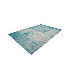 Lalee  Cancun Vloerkleed 200x290 Turquoise 401