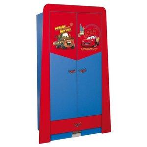 Rocky Cars Kinderkledingkast 2-deurs