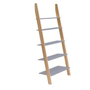 Ragaba Ashme Ladder Kast Large Donkergrijs
