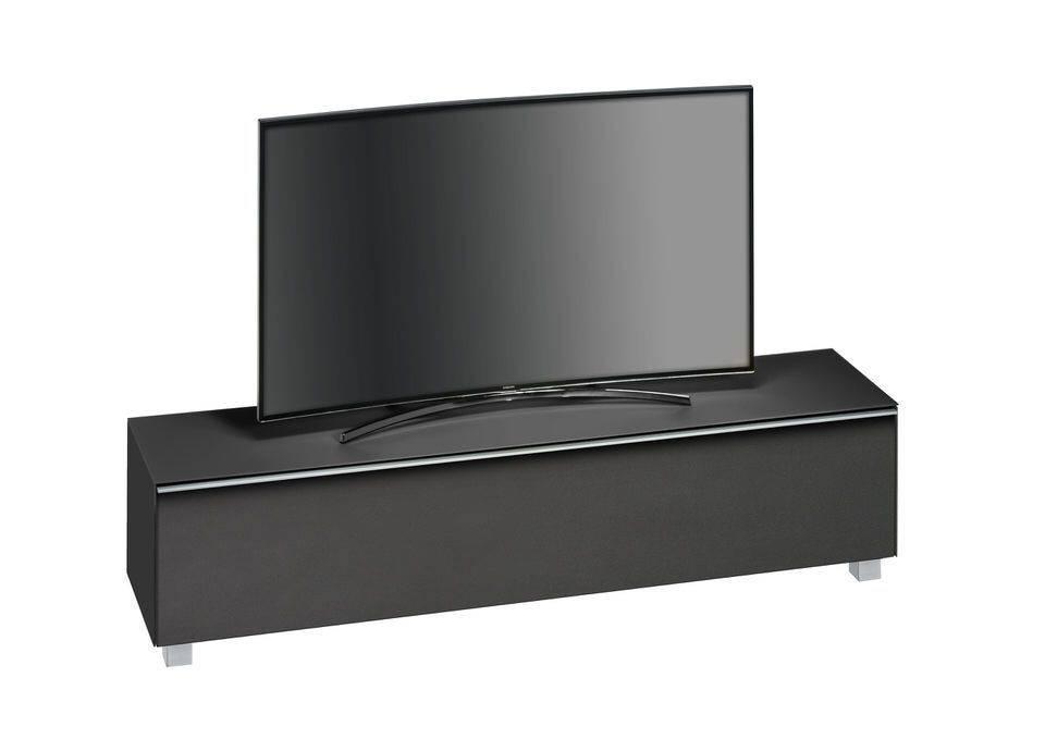 Verrijdbare Tv Kast : Maja moebel fresh tv meubel large zwart kopen bij furnea