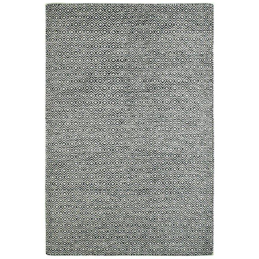 Jaipur Vloerkleed 120 x 170 cm Grafiet