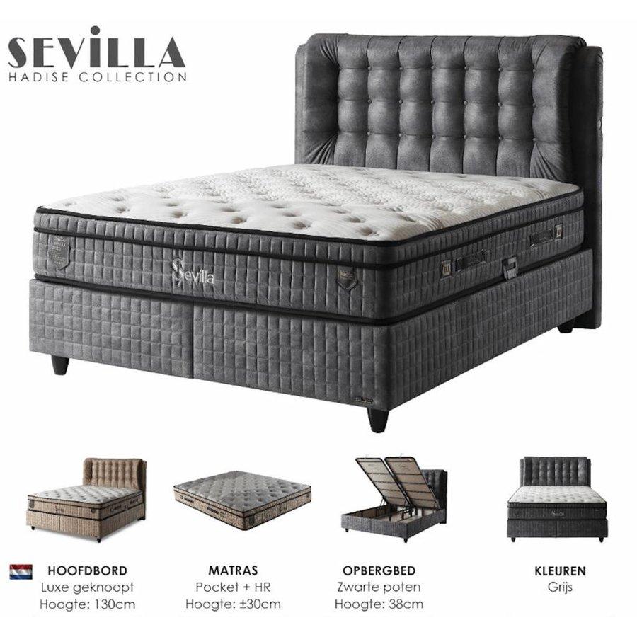 Sevilla Opbergbed 180 x 200 cm