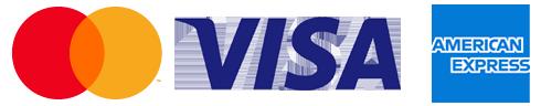 American Express - Mastercard - Visa - Furnea.nl