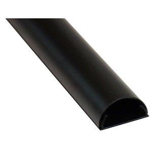 Kabelgoot Aluminium Zwart