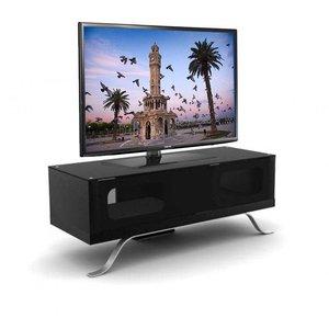 Arcadia 21 TV meubel Hoogglans Zwart