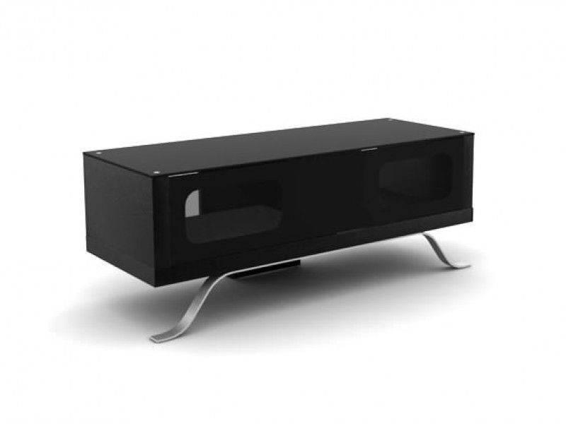 Afbeelding van Benvenuto Design Arcadia 21 TV meubel HG Zwart