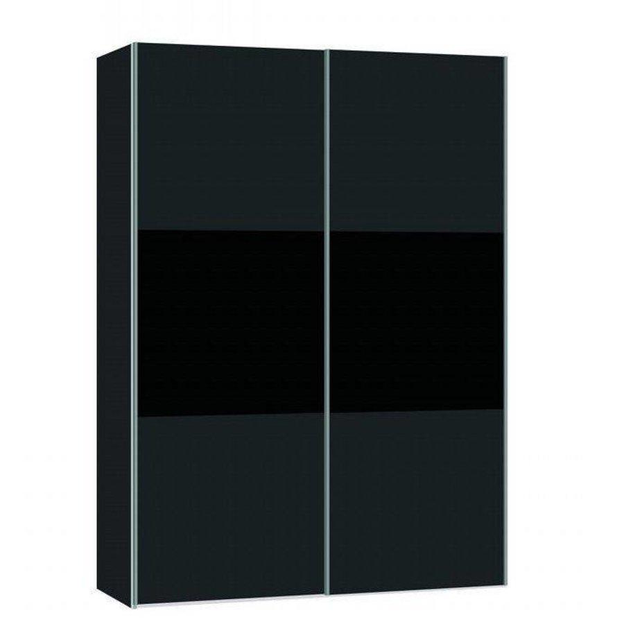Seidu Schuifdeurkast 153.1 x 215 cm